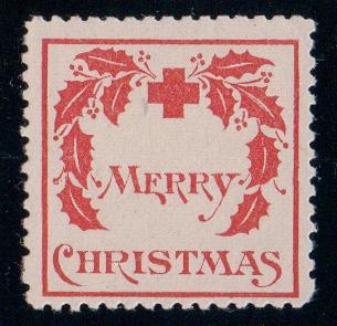 1907 Christmas Seal